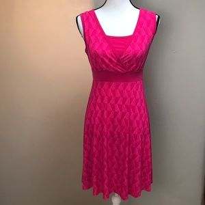 Tek Gear Drytek Pink Dress Built in Bra Size S